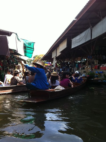floating market, Bangkok