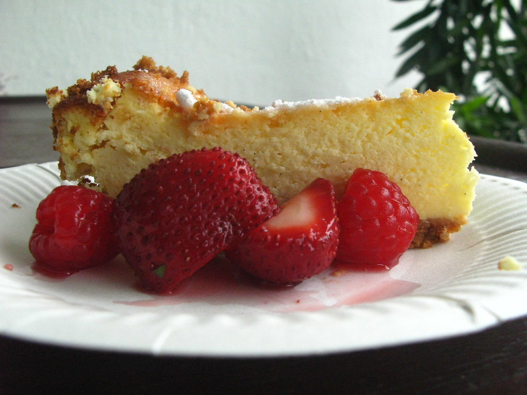 Nigella's New York Cheesecake