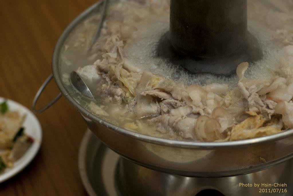 [台南]劉家酸菜白肉鍋