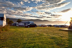 6 AM (MR.MOBE) Tags: camping norway clouds sunrise norge norwegen fjord nordnorge nordland nesna