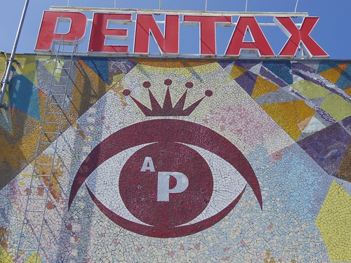 PENTAX Q(テスト機による実写)