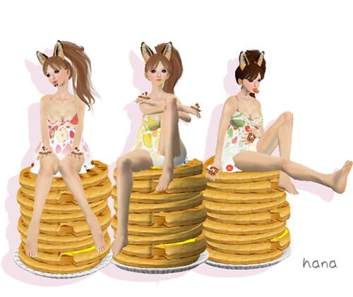 Waffle Fox Hunt