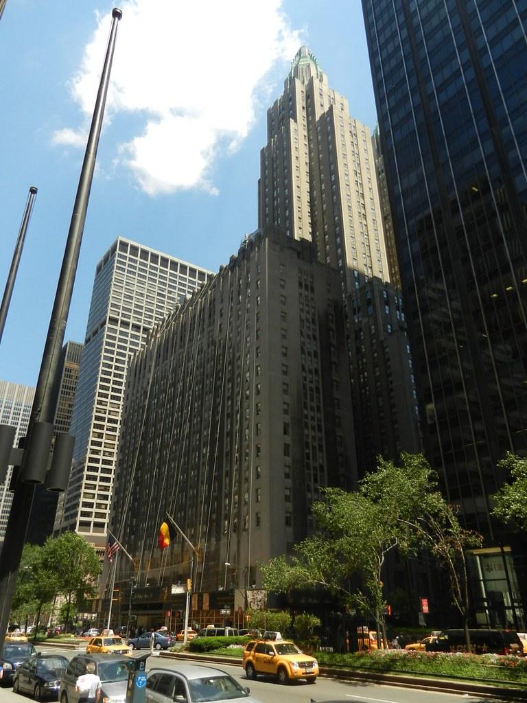 Waldorf=Astoria Hotel