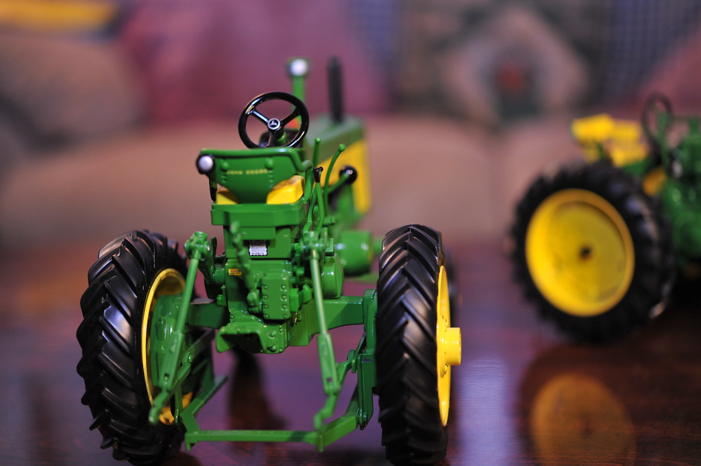 John Deere 730 High Crop