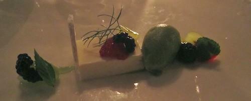 No. 9 Park dessert