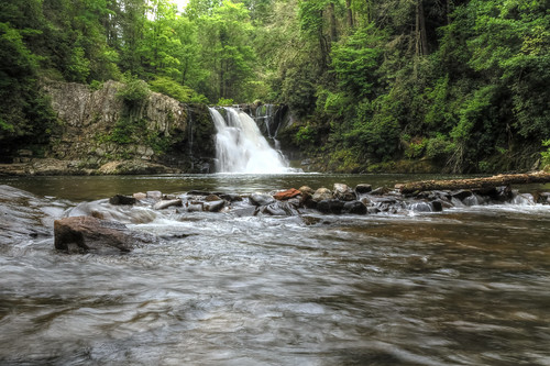 Abrams Falls - swimming hole