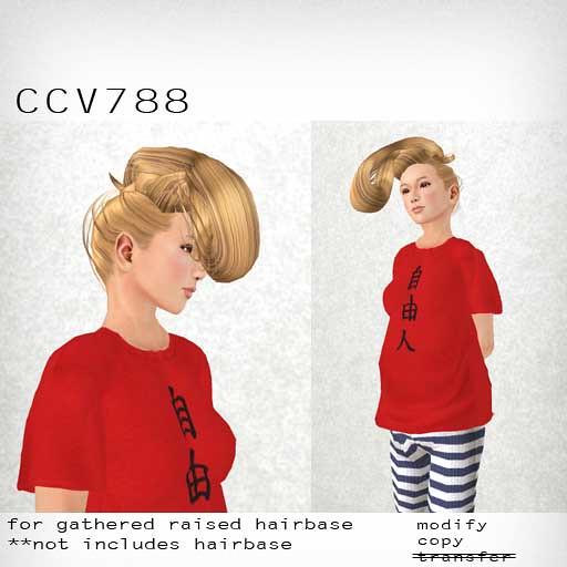 booN CCV788 hair