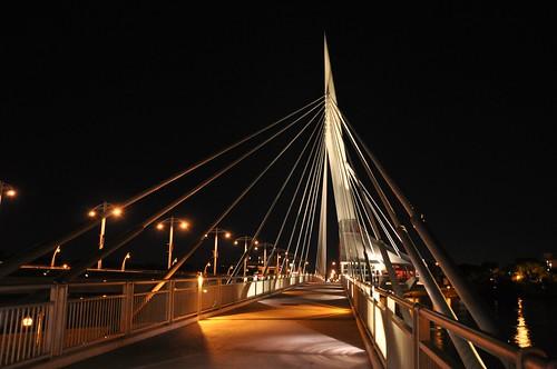 Esplanade Riel - Winnipeg