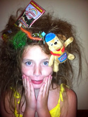 Coaster Hair!