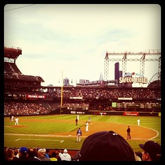 7-14-11 (mkrumm1023) Tags: baseball mariners safeco rangers