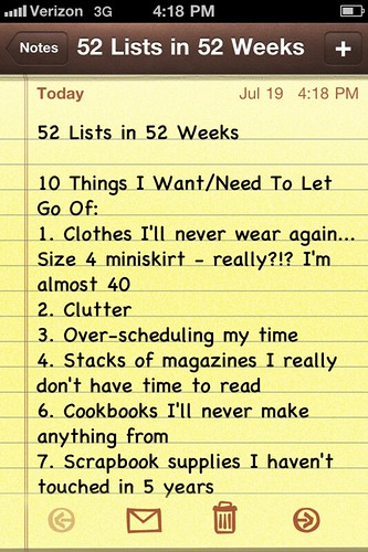 52 Lists in 52 Weeks || Week 6 (1)