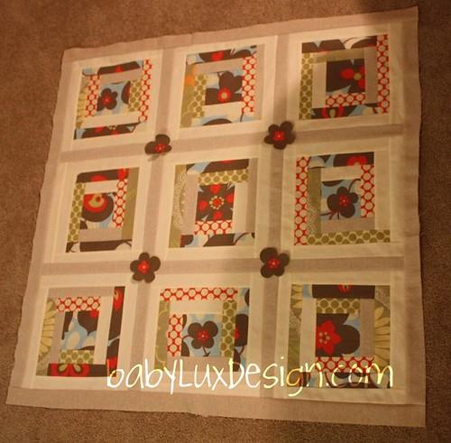 baby lux quilt
