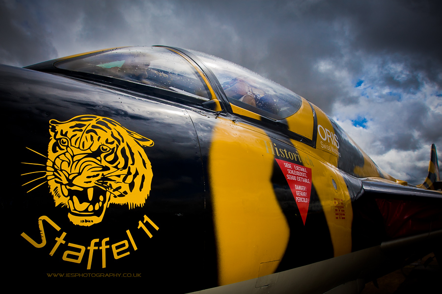 RIAT 2011 Tiger Hunter