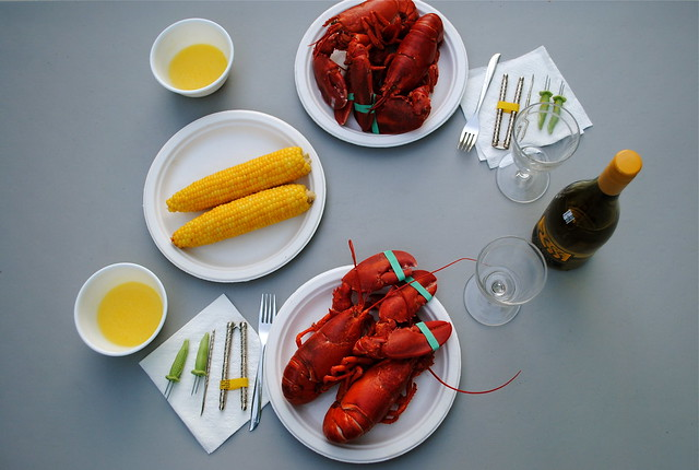 Maine Lobster Dinner