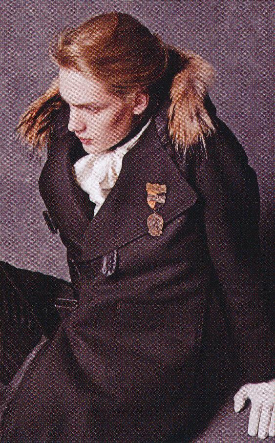 Paul Boche0151_Amphitrite Melan FW07(Fashion News125_2007_07)