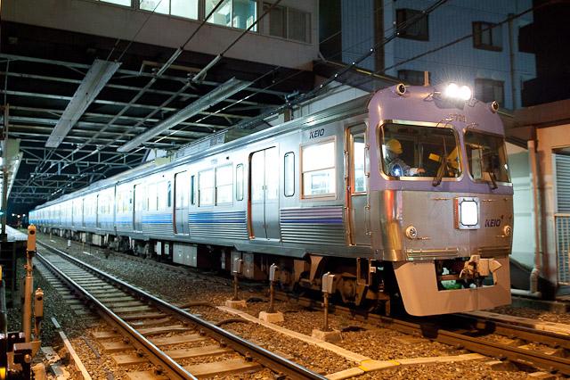 京王電鉄井の頭線3000系3028F ATS検測試運転