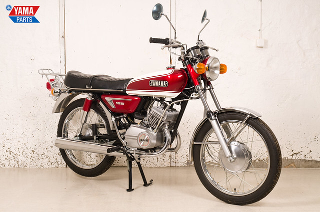 Yamaha AS3 Red 1971 2