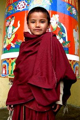 The Little Monk (pallab seth) Tags: portrait india face digital photo nikon asia child emotion buddha indian compassion monk buddhism coolpix sikkim tibetian p3 saarc nikoncoolpixp3 nikonp3 ravangla southsikkim portraitworld rabangla karmatheckhlingmonastery natgeofacesoftheworldgroup