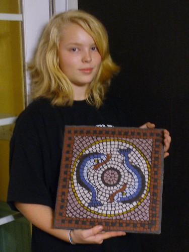Brier's mosaic