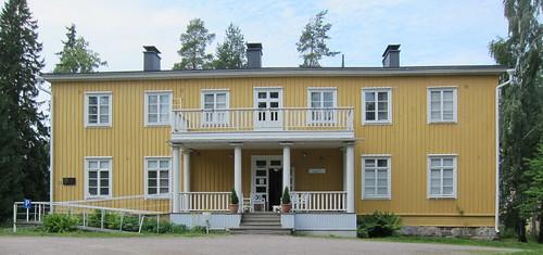 Ahola, Juhani Ahon talo by Anna Amnell