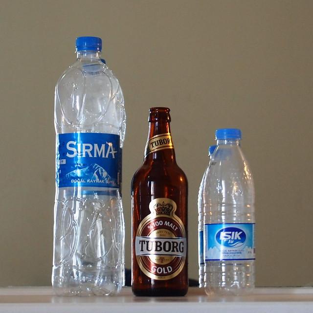在土耳其最常喝的三種飲料
