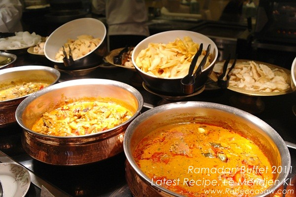 Ramadan Buffet - Latest Recipe, LE Meridien-57