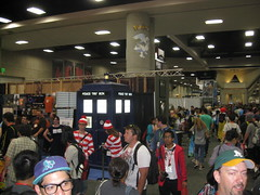 Found Them! Waldo and Wenda  cosplay at Comic-Con 2011