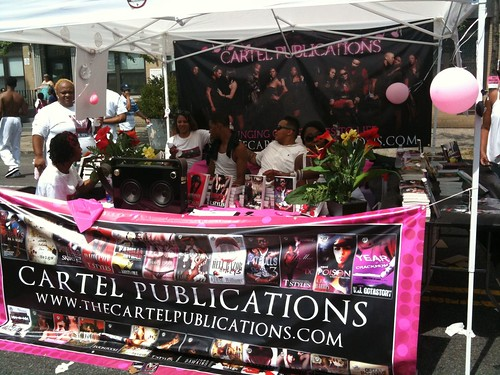 Cartel Publications table