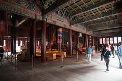 _DSC7846 (durr-architect) Tags: china school court temple peace buddhist beijing buddhism prince palace monastery harmony lama tibetan han dynasty emperor qing kangxi yonghegong lamasery monasteries yongzheng eunuchs