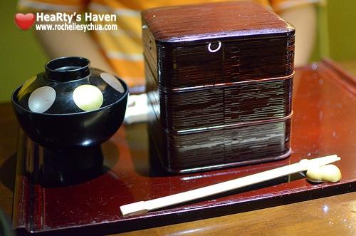 Mangetsu Bento Set