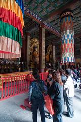 _DSC7792 (durr-architect) Tags: china school court temple peace buddhist beijing buddhism prince palace monastery harmony lama tibetan han dynasty emperor qing kangxi yonghegong lamasery monasteries yongzheng eunuchs