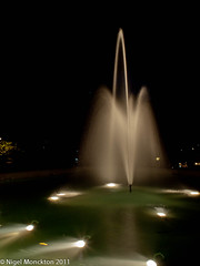 Fountain, Musee de l'histoire du science