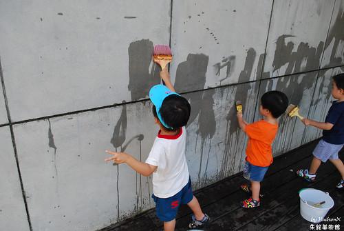 刷油漆也是一門藝術