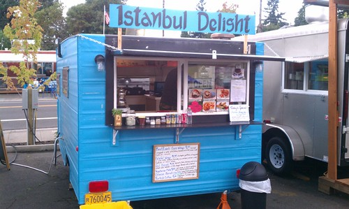 turkish food cart portland