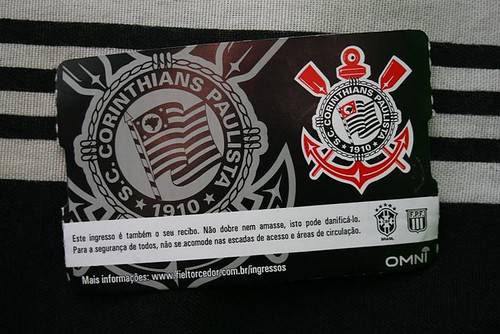 Pacaembu: CorinthiansXCruzeiro