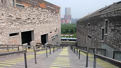 Ningbo Historical Museum (11) (evan.chakroff) Tags: china evan brick history museum architecture facade historic historical ningbo 2009 evanchakroff wangshu chakroff amateurarchitecturestudio ningbohistoricalmuseum evandagan