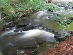Quarry Beck (ambo333) Tags: uk england water waterfall beck h2o waterfalls cumbria brampton lanercost boothby riverirthing irthing quarrybeck quarrybeckwaterfall greateasby naturalstonedirect boothbystoneyard