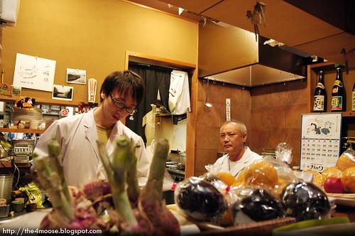 Ichisun 一瞬 - Chef Kishimoto and Di Rui
