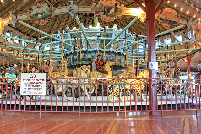 Dentzel Carousel - Rochester, NY