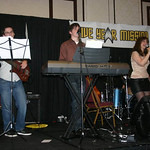 Catherine Asaro, Donald Wolcott, BJ Cantlupe