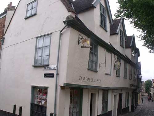 Elm Hill Craft Shop - Elm Hill, Norwich