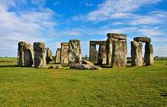 Stonehenge - Circle of stones (England) (mbell1975) Tags: stonehenge circle stones uk england gb great britain amesbury prehistoric monument unesco world heritage site whs british stone bewiahn nature natureza clear day ilobsterit unescp worldheritagesite