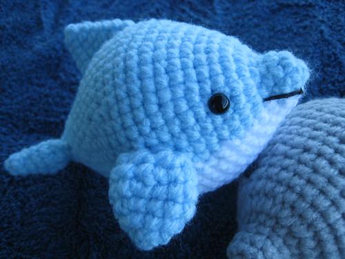 Amigurumi Dolphin