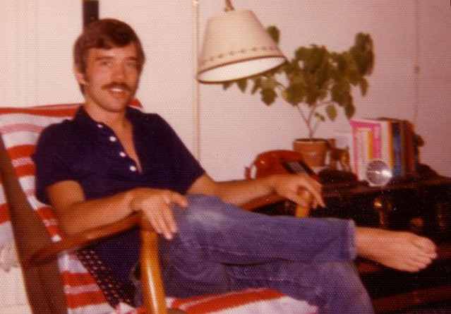 Friday Flashback : My Dad In 1972.