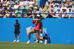 Ana Ivanovic Eastbourne 2011 - by jamesboyes