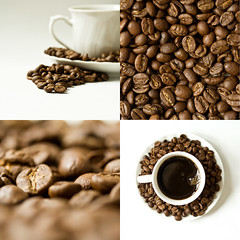 Morning love (Cecilia Adolfsson) Tags: brown white 3 love cup coffee caf closeup cafe beans kenya explore delicious views 60mm popular 3000 caff kaffe windowlight coffeebeans frijoles fagioli blackgold bohnen 2011 morninglove homemadestudio ceciliaadolfsson