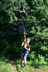 Zip Line Canopy Tour at Refreshing Mountain (Discover Lancaster) Tags: stevens pa lancastercounty attraction amishcountry pennsylvaniadutchcountry padutchcountry ziplinecanopytour refreshingmountaincamp ziplinecanopytouratrefreshingmountain