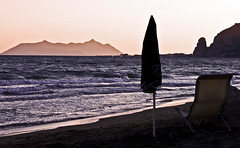 l'ultimo sole (mat56.) Tags: sunset sea summer landscapes tramonto mare estate latina paesaggi lazio fondi saltodifondi