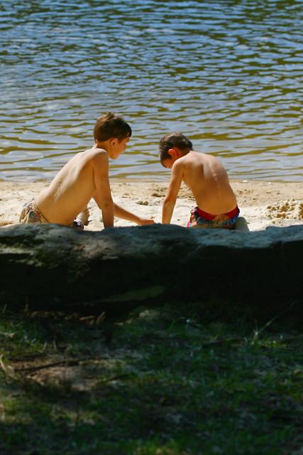 Lake Winfield Scott