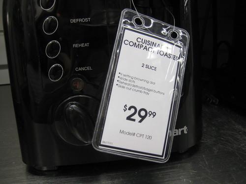 toaster cuisnart